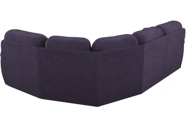 Угловой диван Бруклин Фиолетовый (Велюр) - фото 6
