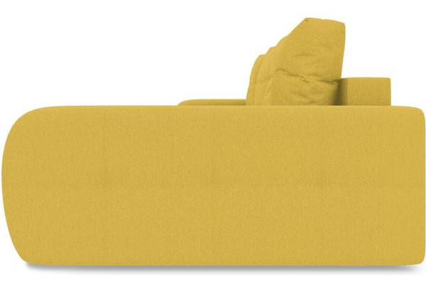 Диван угловой правый «Томас Т2» (Neo 08 (рогожка) желтый) - фото 4
