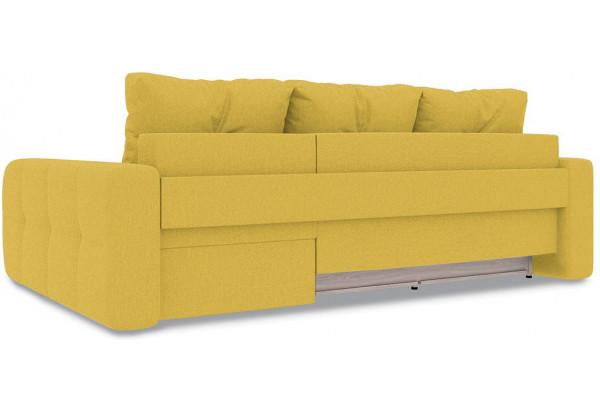 Диван угловой правый «Томас Т2» (Neo 08 (рогожка) желтый) - фото 5