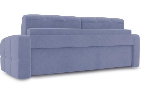Диван «Аспен» (Poseidon Blue Graphite (иск.замша) серо-фиолетовый) - фото 4