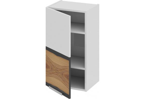 Шкаф навесной (левый) Фэнтези (Вуд) 400x323x720 - фото 1