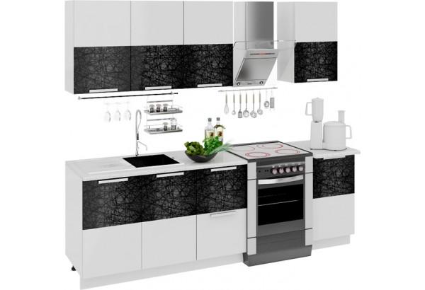 Кухонный гарнитур длиной - 240 см Фэнтези (Лайнс) - фото 1