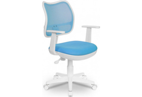 Кресло компьютерное Бюрократ CH-W797/LB/TW-55 - фото 1