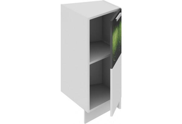 Шкаф напольный торцевой (правый) ФЭНТЕЗИ (Грасс) - фото 1