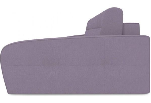 Диван угловой правый «Аспен Т2» (Neo 09 (рогожка) фиолетовый) - фото 4