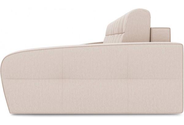 Диван угловой правый «Аспен Т2» (Kolibri Cream (велюр) кремовый) - фото 5