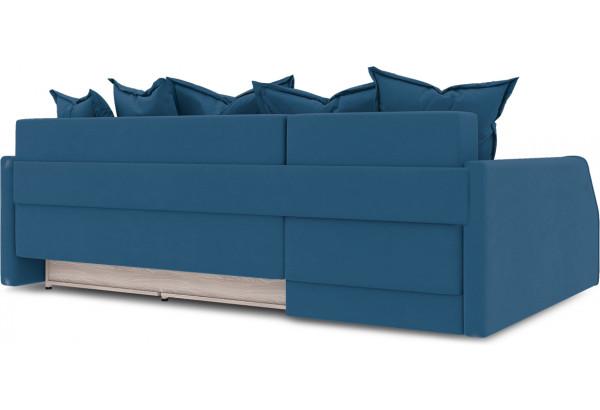 Диван угловой левый «Люксор Slim Т2» (Beauty 07 (велюр) синий) - фото 4