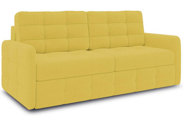 Диван «Райс Slim» Neo 08 (рогожка) желтый - фото 1