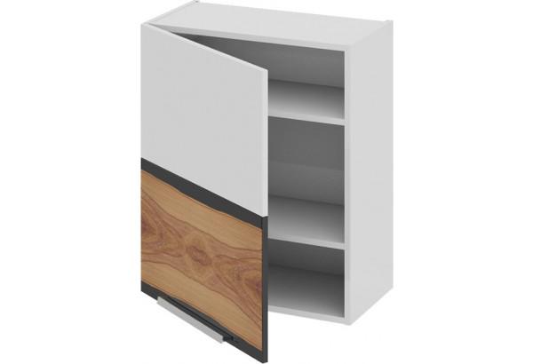 Шкаф навесной (левый) Фэнтези (Вуд) 600x323x720 - фото 1
