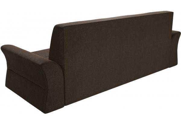Прямой диван Клайд Коричневый (Рогожка) - фото 5