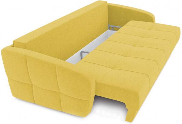 Диван «Аспен Slim» Neo 08 (рогожка) желтый - фото 5