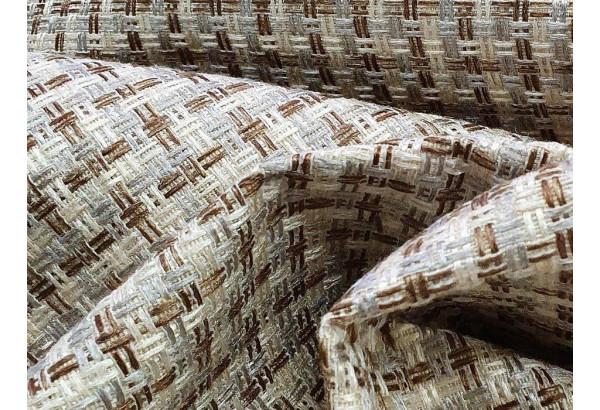 Прямой диван аккордеон Сенатор 140 Корфу 02/коричневый (Корфу/экокожа) - фото 8