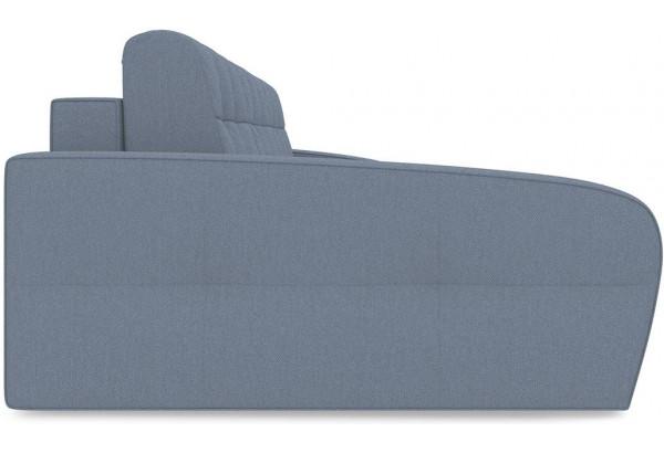 Диван угловой левый «Аспен Slim Т2» (Neo 07 (рогожка) светло-серый) - фото 4