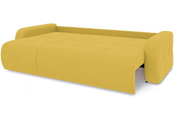 Диван угловой левый «Томас Т1» (Neo 08 (рогожка) желтый) - фото 7