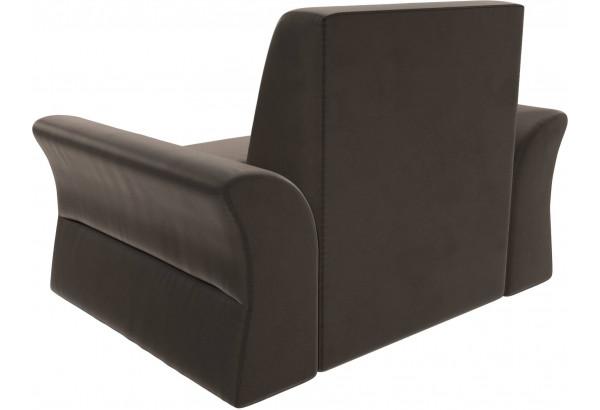 Кресло Клайд Коричневый (Велюр) - фото 5