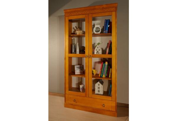 Шкаф книжный - фото 6