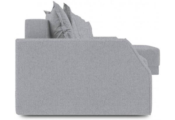 Диван угловой правый «Люксор Slim Т1» (Levis 85 (рогожка) Темно-серый) - фото 3