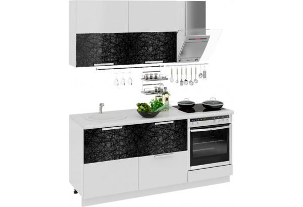 Кухонный гарнитур длиной - 180 см (со шкафом НБ) Фэнтези (Лайнс) - фото 1