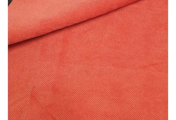 Диван прямой Карнелла Коралловый (Микровельвет) - фото 7