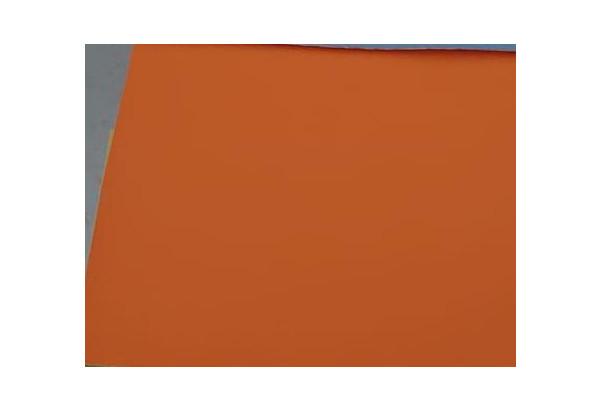 Кухонный угловой диван Тефида Коричневый/Оранжевый (Экокожа) - фото 8