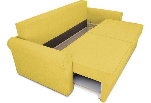 Диван «Синди» Neo 08 (рогожка) желтый - фото 5