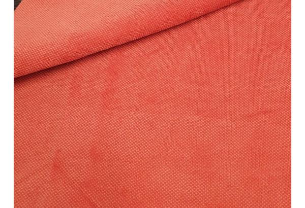 Прямой диван Эллиот Коралловый/Коричневый (Микровельвет) - фото 10