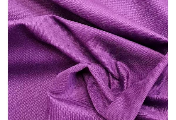 П-образный модульный диван Холидей Люкс Фиолетовый (Микровельвет) - фото 7