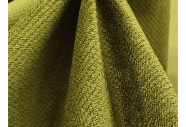 Угловой диван Атлантис зеленый/коричневый (Микровельвет) - фото 6