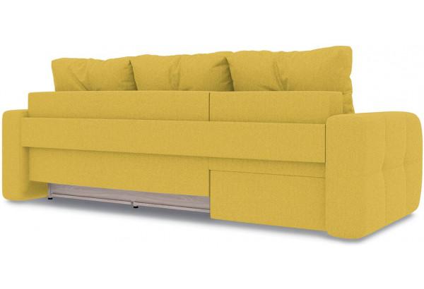 Диван угловой левый «Томас Т1» (Neo 08 (рогожка) желтый) - фото 4