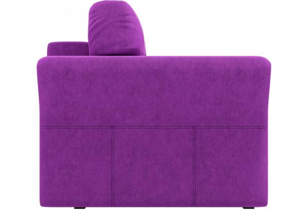 Диван прямой Манхеттен Фиолетовый (Микровельвет) - фото 3