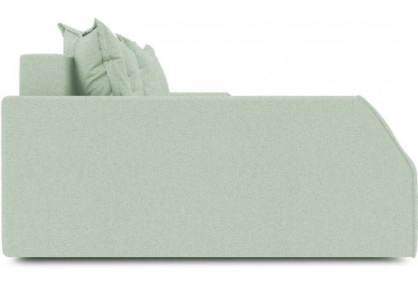 Диван угловой левый «Люксор Slim Т2» (Neo 05 (рогожка) мятный) - фото 5