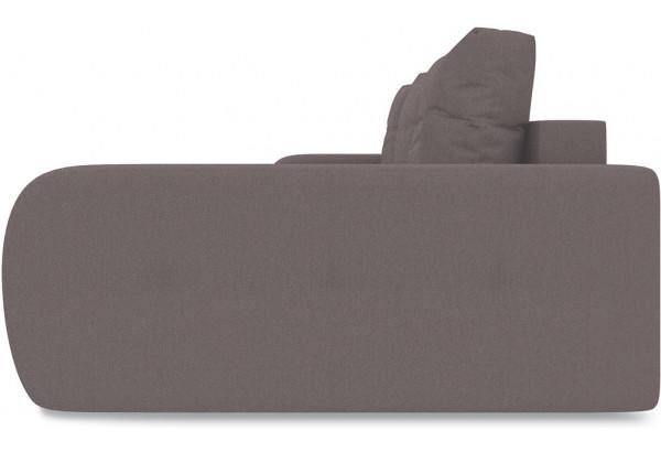 Диван угловой правый «Томас Т2» (Neo 12 (рогожка) коричневый) - фото 4