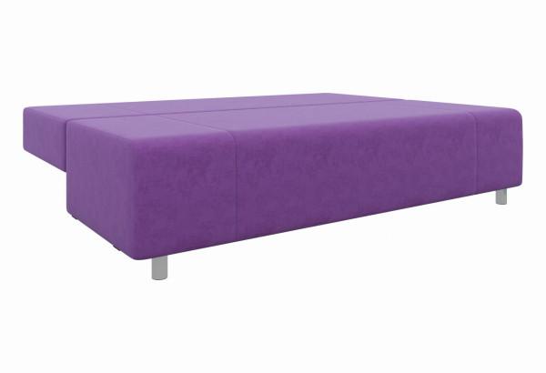 Диван прямой Шарль Фиолетовый (Микровельвет) - фото 3
