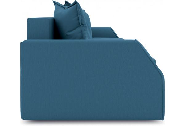 Диван «Люксор Slim» Beauty 07 (велюр) синий - фото 4