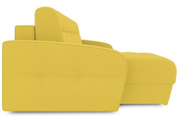 Диван угловой левый «Аспен Т1» (Neo 08 (рогожка) желтый) - фото 5