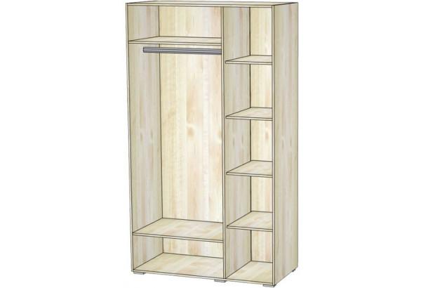 Шкаф трехдверный с зеркалом 8.03А - фото 2