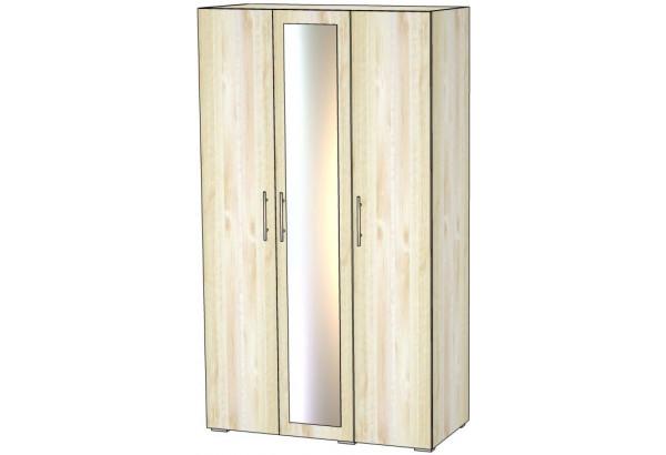 Шкаф трехдверный с зеркалом 8.03А - фото 1