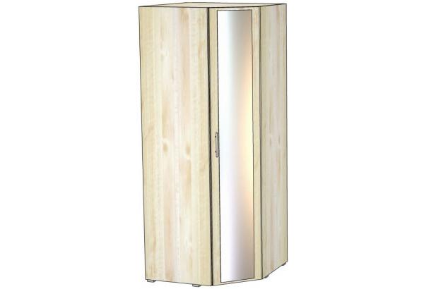Шкаф для одежды угловой с зеркалом 8.05А - фото 1