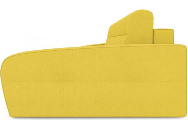 Диван угловой правый «Аспен Т2» (Neo 08 (рогожка) желтый) - фото 4