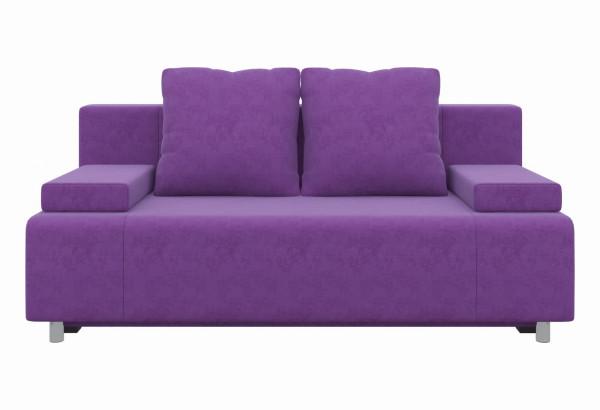 Диван прямой Шарль Фиолетовый (Микровельвет) - фото 2