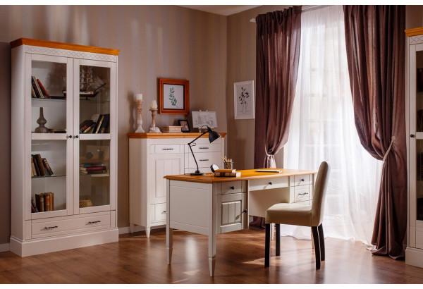 Шкаф книжный - фото 9