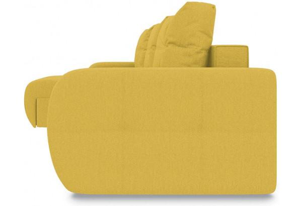 Диван угловой левый «Томас Т1» (Neo 08 (рогожка) желтый) - фото 3