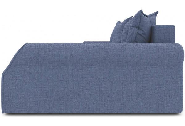 Диван угловой правый «Люксор Т2» (Levis 78 (рогожка) Темно-синий) - фото 5