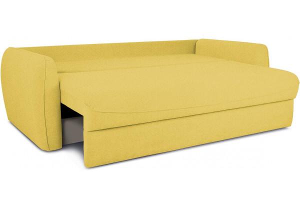 Диван «Отто» Neo 08 (рогожка) желтый - фото 6