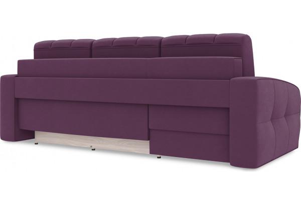 Диван угловой левый «Аспен Т1» (Kolibri Violet (велюр) фиолетовый) - фото 4