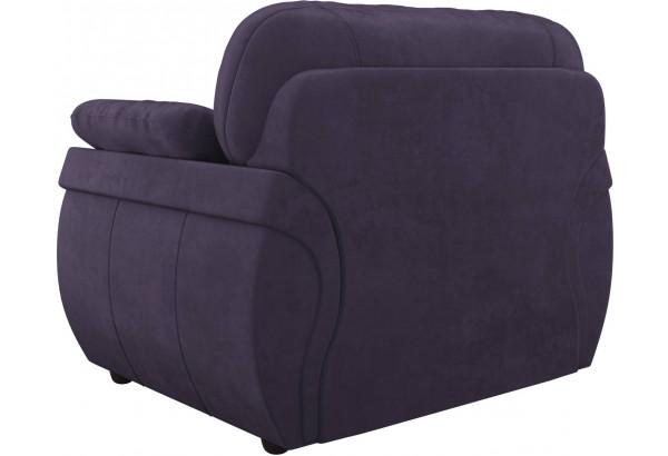 Кресло Бруклин Фиолетовый (Велюр) - фото 5