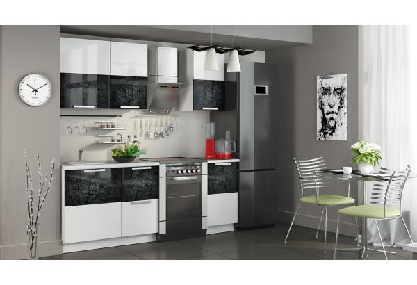 Кухонный гарнитур длиной - 210 см Фэнтези (Лайнс) - фото 2