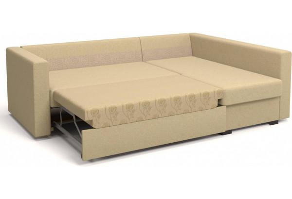 Угловой диван Джессика 2 (правый) бежевый - фото 2