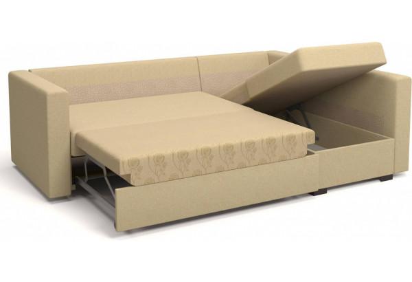 Угловой диван Джессика 2 (правый) бежевый - фото 3
