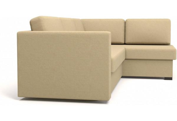 Угловой диван Джессика 2 (правый) бежевый - фото 4